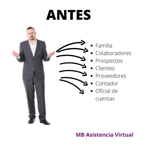 Antes de tu Asistente Virtual